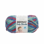 Bernat Baby Blanket Tiny Yarn - Calico Quilt