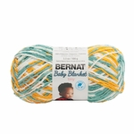 Bernat Baby Blanket Tiny Yarn - Dandelion Skies