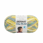 Bernat Baby Blanket Tiny Yarn - Leap Frog