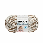 Bernat Baby Blanket Tiny Yarn - Pebble Path