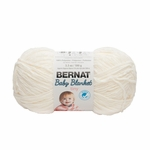 Bernat Baby Blanket Tiny Yarn - Polar Bear