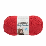 Bernat Baby Blanket Tiny Yarn - Red Barn