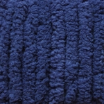 Bernat Blanket Yarn 5.3 oz - Navy