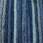 Bernat Handicrafter Cotton Yarn Ombres & Prints 340 Grams - Blue Camo