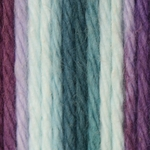 Bernat Handicrafter Cotton Yarn Ombres & Prints 340 Grams - Crown Jewels Ombre