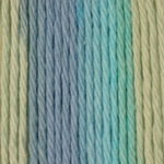 Bernat Handicrafter Cotton Yarn Ombres & Prints 340 Grams - Meadow