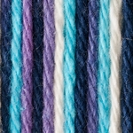 Bernat Handicrafter Cotton Yarn Ombres & Prints 340 Grams - Moondance