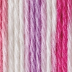 Bernat Handicrafter Cotton Yarn Ombres & Prints 340 Grams - Patio Pinks