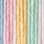 Bernat Handicrafter Cotton Yarn Ombres & Prints 340 Grams - Pretty Pastels Ombre