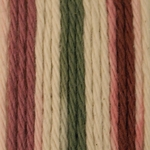 Bernat Handicrafter Cotton Yarn Ombres & Prints 340 Grams - Smokey Wine