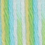 Bernat Handicrafter Cotton Yarn Ombres & Prints 340 Grams - Sunny Sky