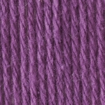 Bernat Handicrafter Cotton Yarn Solids - Black Currant