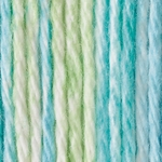 Bernat Handicrafter Cotton Yarn Stripes - Country
