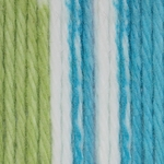 Bernat Handicrafter Cotton Yarn Stripes - Mod