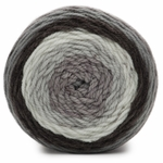 Bernat Pop! Yarn - Ebony And Ivory