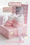 Bernat Softee Baby & Baby Coordinates - Baby Gifts Pattern Book