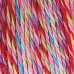 Bernat Softee Baby Colors Yarn - Pink Rainbow
