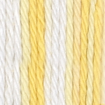 Bernat Sugar'n Cream Cotton Ombre Yarn - Daisy