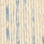 Bernat Sugar'n Cream Cotton Ombre Yarn - Denim Blue