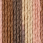 Bernat Sugar'n Cream Cotton Ombre Yarn - Desert Rising