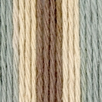 Bernat Sugar'n Cream Cotton Ombre Yarn - Earth Ombre