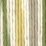 Bernat Sugar'n Cream Cotton Ombre Yarn - Guacamole