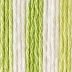 Bernat Sugar'n Cream Cotton Ombre Yarn - Key Lime Pie