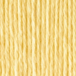Bernat Sugar'n Cream Cotton Yarn - Yellow