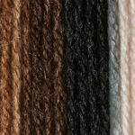 Bernat Super Value Ombre Yarn - Outback - Camouflage
