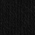 Bernat Super Value Solid Yarn - Black