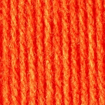 Bernat Super Value Solid Yarn - Carrot