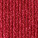 Bernat Super Value Solid Yarn - Cherry Red