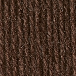 Bernat Super Value Solid Yarn - Chocolate