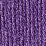 Bernat Super Value Solid Yarn - Light Damson