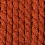 Bernat Wool-Up Bulky Yarn - Pumpkin