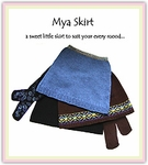 c2knits Mya Skirt Pattern