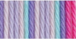 Caron Simply Soft Stripes Yarn 4 oz - Times Square (Clearance)