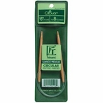 "Clover Bamboo Circular Knitting Needles 16""-Size 3 (3.25mm)"