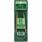 "Clover Bamboo Circular Knitting Needles 16""-Size 4 (3.5mm)"