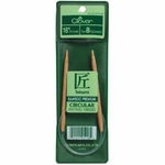 "Clover Bamboo Circular Knitting Needles 16""-Size 6 (4mm)"