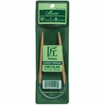 "Clover Bamboo Circular Knitting Needles 16""-Size 8 (5mm)"