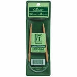 "Clover Bamboo Circular Knitting Needles 16""-Size 9 (5.5mm)"