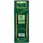 "Clover Bamboo Circular Knitting Needles 29""-Size 10 (6mm)"
