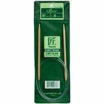 "Clover Bamboo Circular Knitting Needles 36""-Size 15 (10mm)"