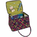 Creative Options Crafter's Tapered Tote - Circles