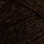 Deborah Norville Collection Wool Naturals Yarn - Chocolate (Clearance)