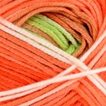 Deborah Norville Serenity Garden Yarn - Orange Tree