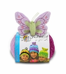DMC Top This! Special FX Yarn - Butterfly - Metallic