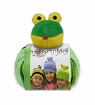 DMC Top This! Special FX Yarn - Frog - Glow In The Dark