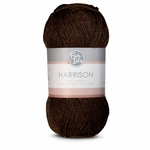 Fair Isle Harrison Yarn - Espresso
